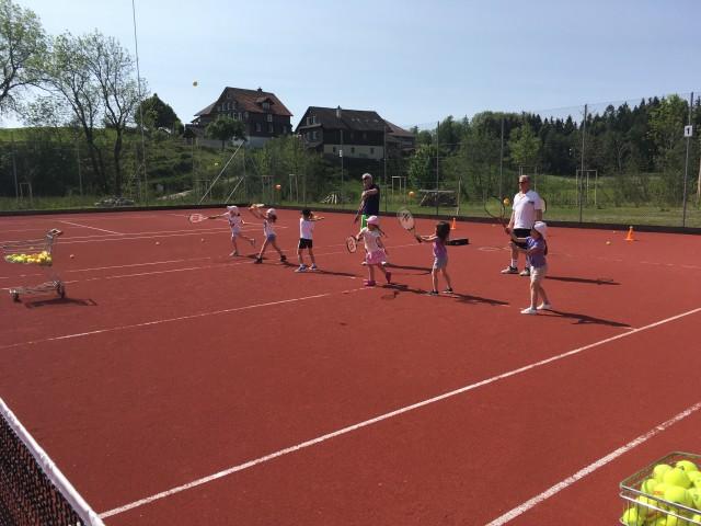 TCW Kids Tennis 2